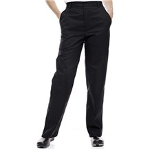 Women's Flat Front Pants (ID8302)