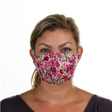 Face Mask (L10001) - Pink - 3 Pack