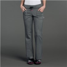Full Draw Waist Flare Stretch Pant