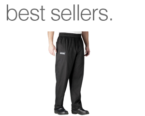 Chefwear's Top 10 Best Selling Products