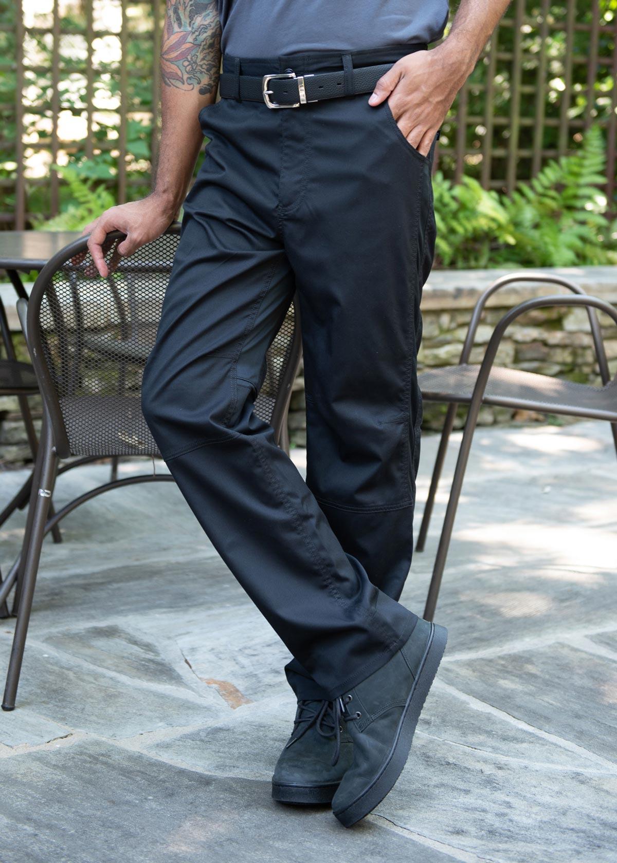 Men's Modern Stretch Performance Chef Pant (CW3523)