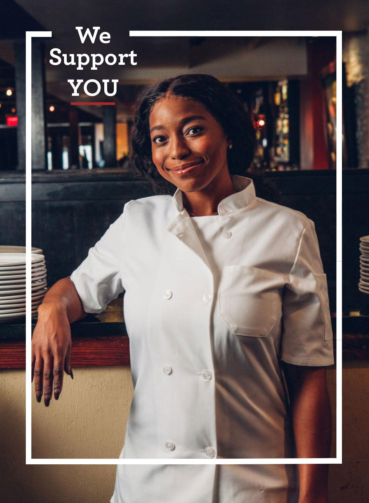 Women's Chef Wear Pants