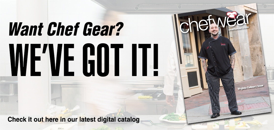 Chefwear New Digital Catalog is Here...