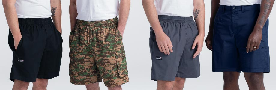 2019 New Chefwear (Chef Wear) Shorts for Hot Summer Months