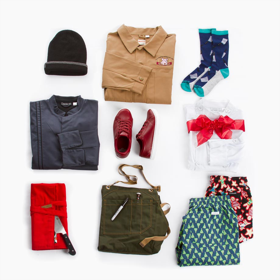Chefwear 2020 Chef Gift Guide