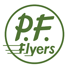 PF Flyers Shoes Logo