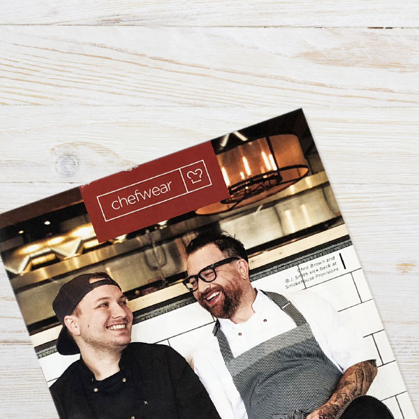 Chefwear Early Fall 2018 Catalog is Here...
